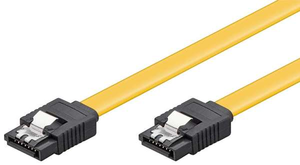 PC Datenkabel; 6 Gbits; Clip