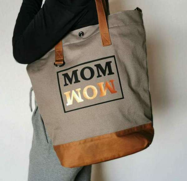"Shopper ""MOM"""