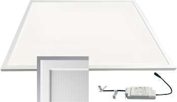 """LED Licht-Panel """"CTP-62 Office"""" neutralw"""