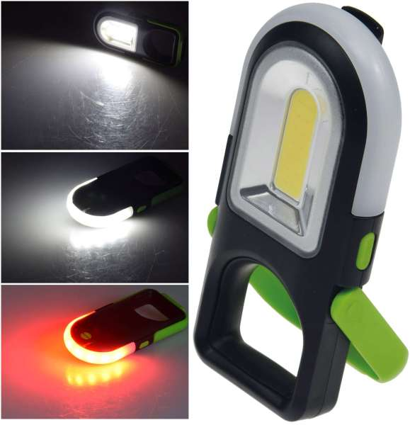 """LED Arbeitsleuchte """"CAL-Rescue Pro"""""""